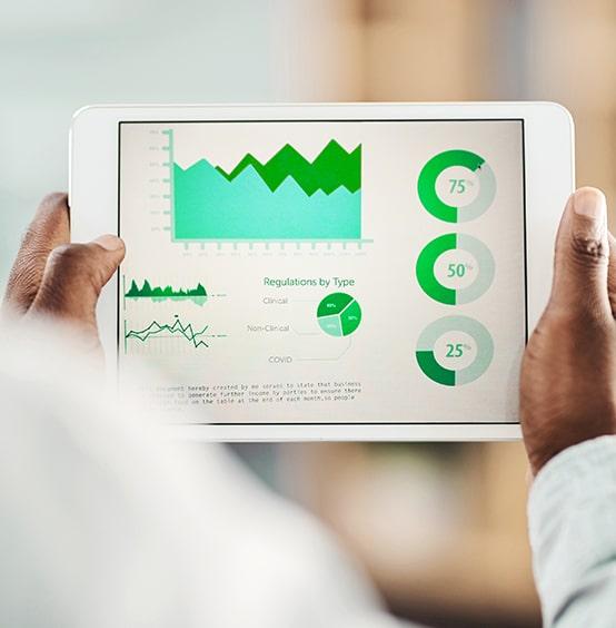 Healthcare Compliance Management Software - verify progress