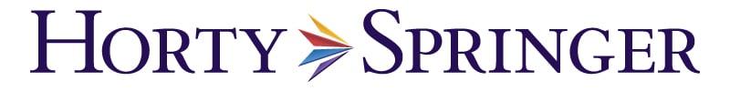 Horty Springer law firm logo